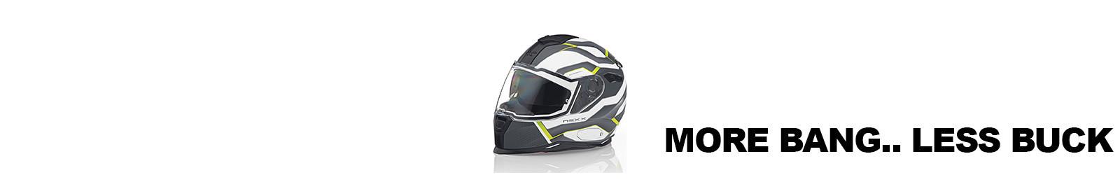 Nexx SX100 Helmets