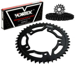 Vortex CK4131 Chain and Sprocket Kit GFRS KAW ZX-9R 98-03 (1D,STL)