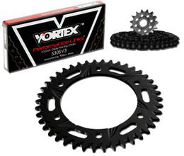 Vortex CK2255 Chain and Sprocket Kit SSA HON CBR1000RR 06-15 (STK,ALU)