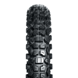 Kenda K270 Dual Sport Rear Tire (GP-1): 3.50X18
