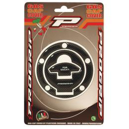 Pro Grip 5030 Carbon Gas Cap Cover Ducati