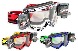 Pro Grip 3458 Jungle Roll Off MX Goggles