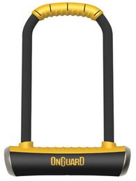 "OnGuard 8000 Brute LS U-Lock 4.37"" x 10.24"""