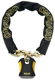 OnGuard 8017 Beast Hex Chain Lock 3.57' x 12mm