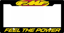 FMF EXHAUST AUTO LICENSE PLATE FRAME (011232)