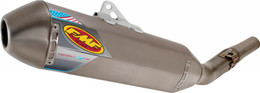 FMF EXHAUST ALUMINUM FACTORY 4.1 RCT SLIP-ON W/STAINLESS ENDCAP (045472)