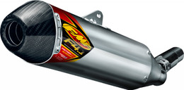 FMF EXHAUST ALUMINUM FACTORY 4.1 RCT SLIP-ON W/CARBON ENDCAP (045567)