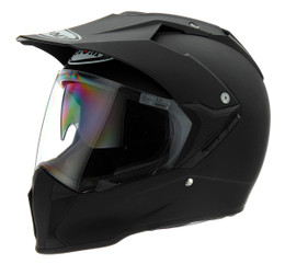 Suomy MX Tourer Matte Black Helmet
