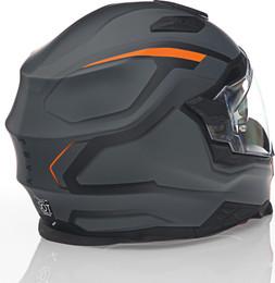Nexx XWST Mortex Orange Helmet