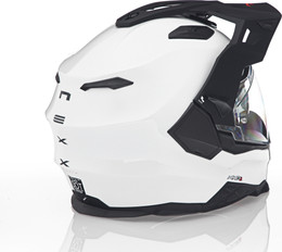 Nexx XWED Solid Gloss White Helmet