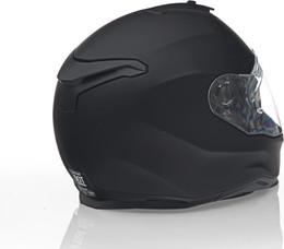 Nexx SX100 Solid Black Matte Helmet