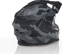 Nexx XWED Hillend Grey Helmet