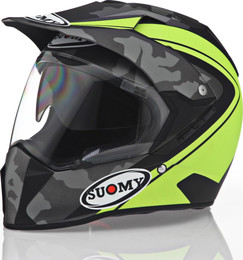Suomy MX Tourer Desert Yellow Helmet