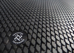 TechSpec Snake Skin Grip Saddlebag Covers for Kawasaki Concours 14