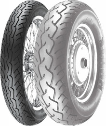 PIRELLI TIRE 100/90-19F MT66 57S ROUTE (1003600)