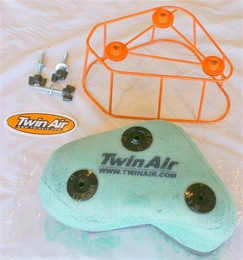 TWIN AIR BACK FIRE FILTER PRE OIL FACT EDITION 250/450SX-F 2015 (154218FRX)