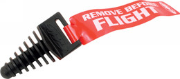FMF EXHAUST 6/PC 4-STROKE WASH PLUG CLIP DISPLAY (012898)