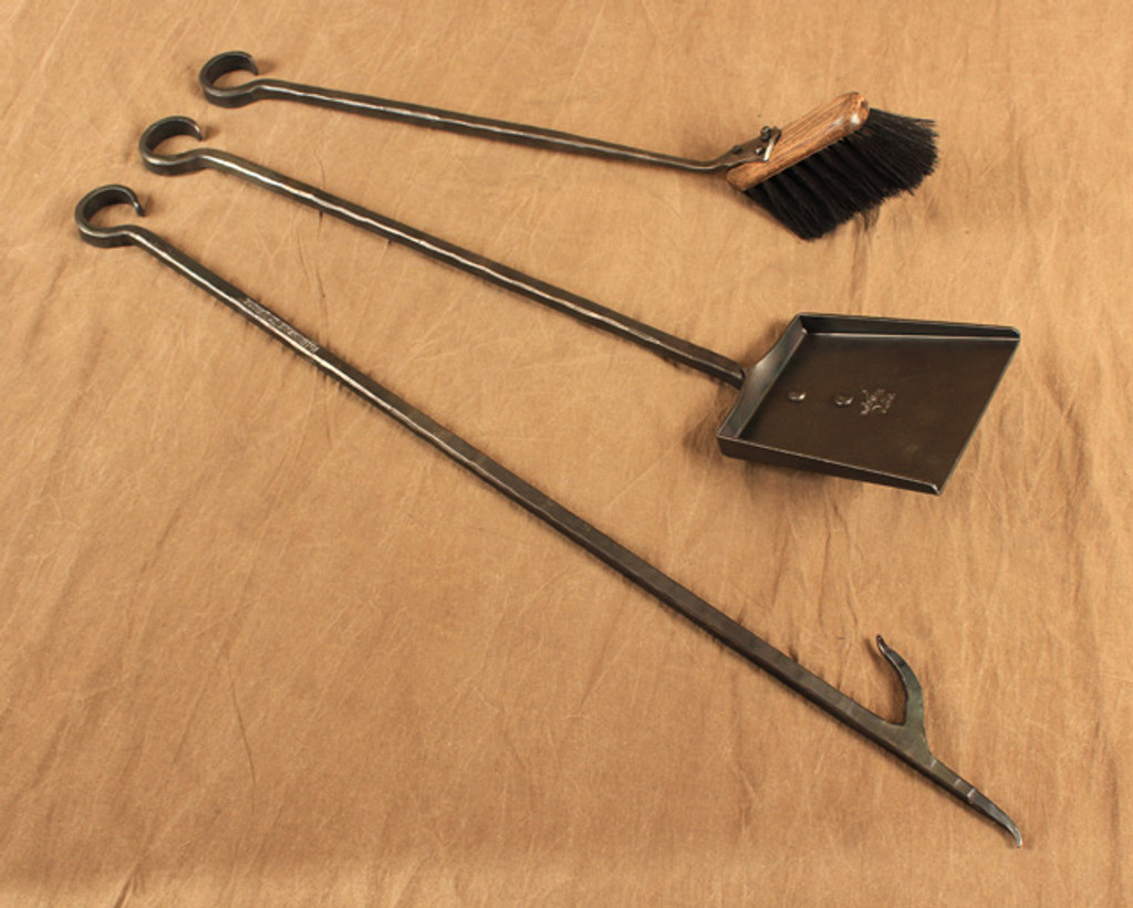 Cabin Fireplace Tools