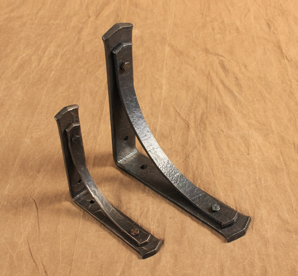 Gusset Shelf Brackets