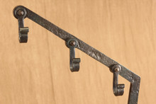 Cascading Fire Tool Stand Top