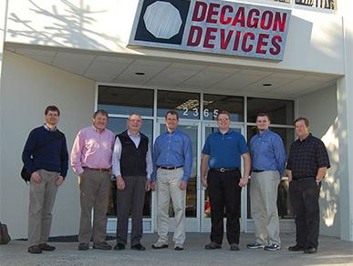 狗万Apogee仪器访问Decagon设备