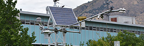 TS-100 at Utah State University
