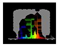 CWF T8 Sylvania Spectrum