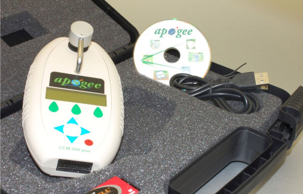 CCM-200 plus: Chlorophyll Content Meter