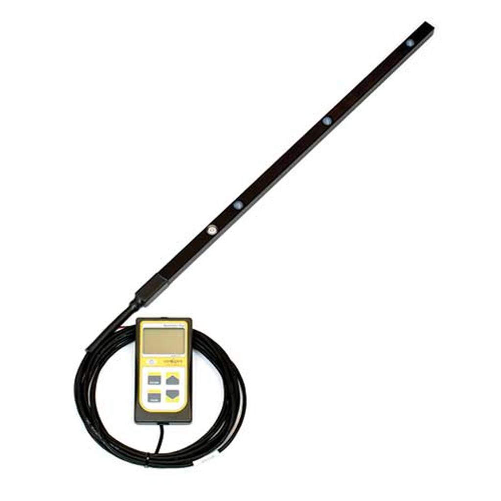 MQ-303 Line Quantum with 3 Sensors and Handheld Meter
