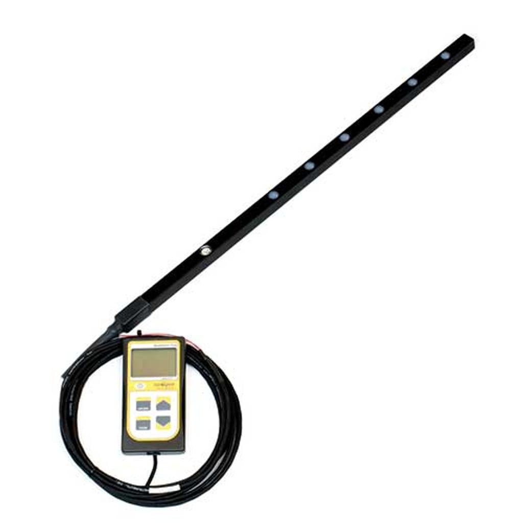 MQ-306 Line Quantum with 6 Sensors and Handheld Meter