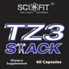 """TZ3  (60 Capsules) """"Triple Action"""""""