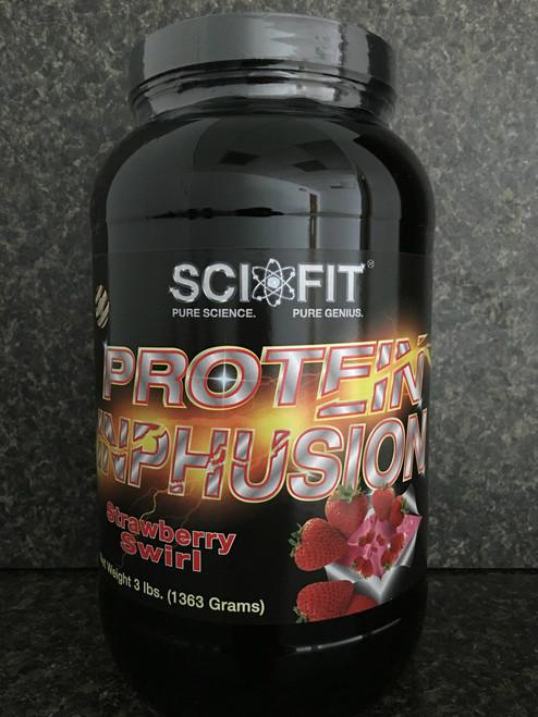 Protein INPHUSION (3lb) - Strawberry Swirl