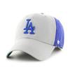 LA Dodgers 47Brand Two Tone MLB Strapback Clean Up Hat