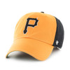 Pittsburgh Pirates 47Brand Two Tone MLB Strapback Clean Up Hat