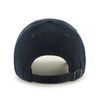 Boston Red Sox Navy Blue Small Logo 47Brand MLB Strapback Clean Up Hat