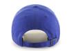 LA Dodgers Blue Small Logo 47Brand MLB Strapback Clean Up Hat
