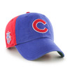 Chicago Cubs Blue/Red 47Brand MLB Strapback Clean Up Hat