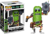 Rick and Morty - Pickle Rick with Laser Pop! Vinyl Figure