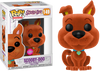 Scooby Doo - Scooby Doo Orange Flocked US Exclusive Pop! Vinyl Figure