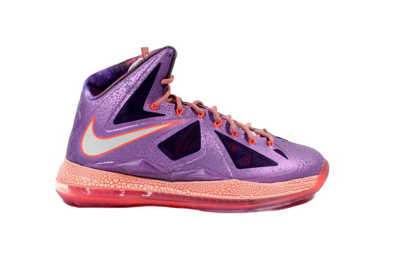 newest collection 778bb d3c18 Nike Lebron X (10) All-Star Extraterrestrial Shoes