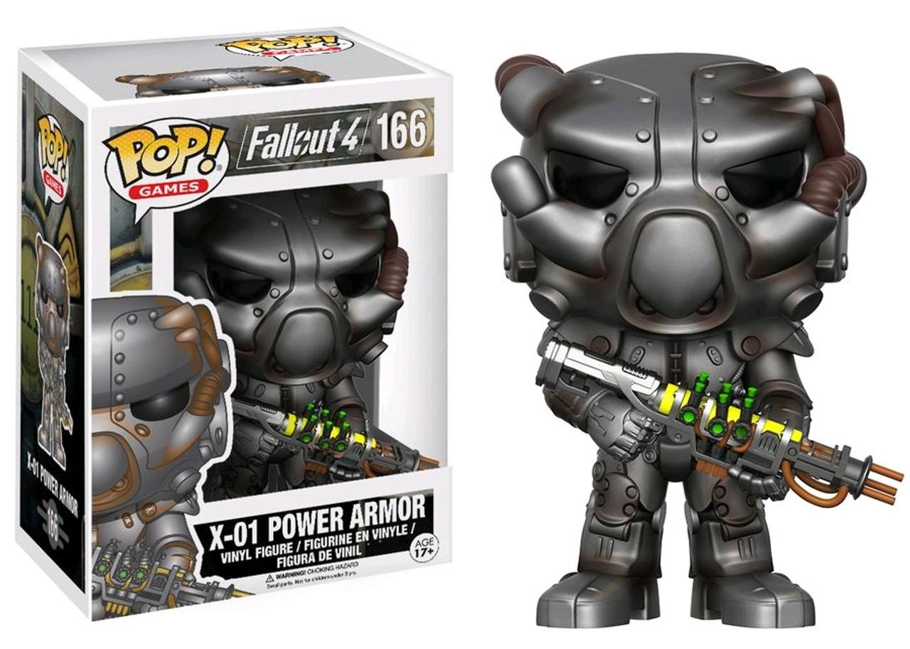 Fallout 4 - X-01 Power Armor Pop! Vinyl Figure e8212d254f86