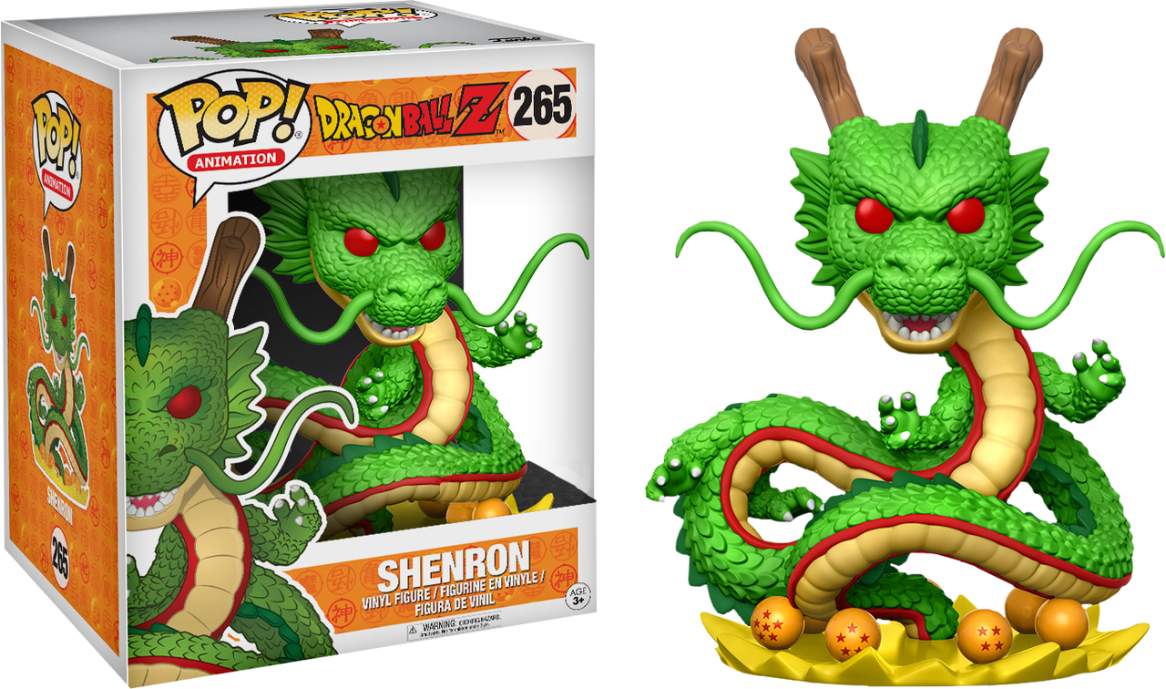 Dragon Ball Z - Shenron 6