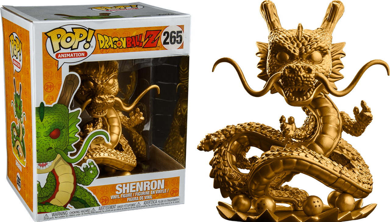 Dragon Ball Z - Shenron Gold 6