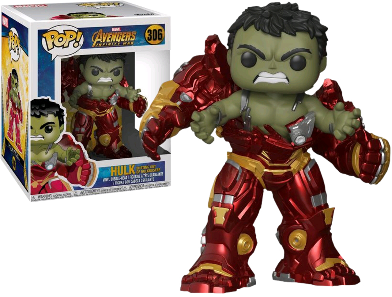 Avengers 3 Infinity War Hulk Busting Out Of Hulkbuster