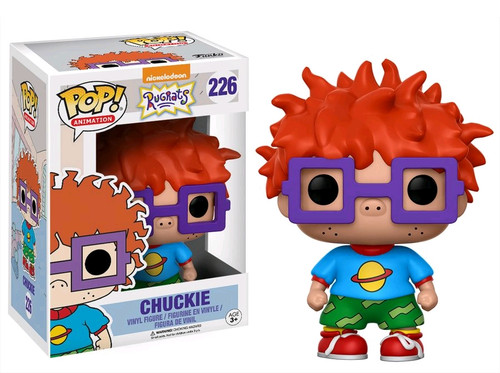 Rugrats - Chuckie Finster Pop! Vinyl Figure