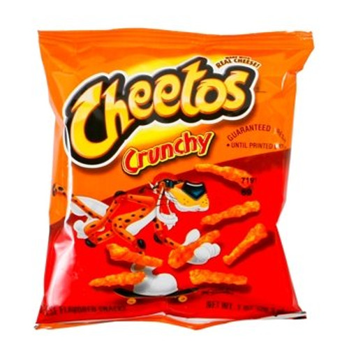 Cheetos Crunchy 1oz Bag