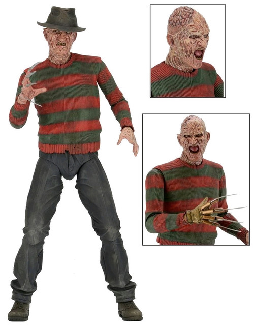 A Nightmare on Elm Street Part 2: Freddy's Revenge - Freddy Krueger 1:4 Scale Action Figure