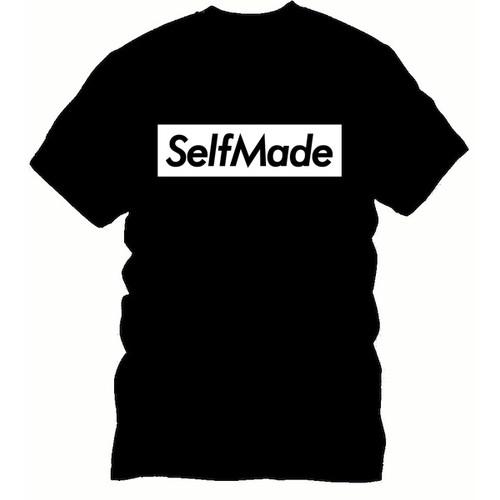 Goonville SelfMade Logo Black T-Shirt