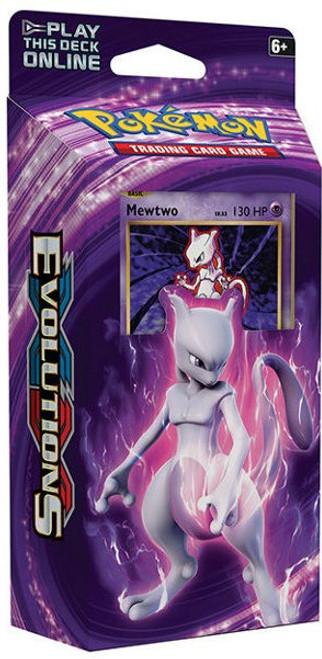 Pokemon - XY Evolutions Mewtwo Theme Deck