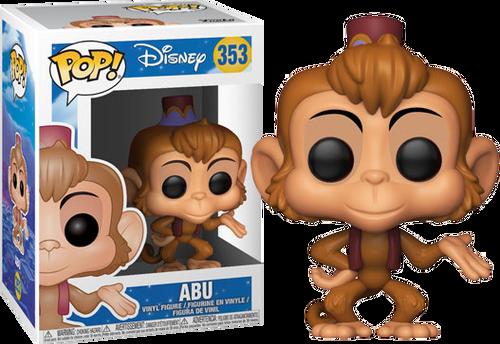 Aladdin - Abu Pop! Vinyl Figure